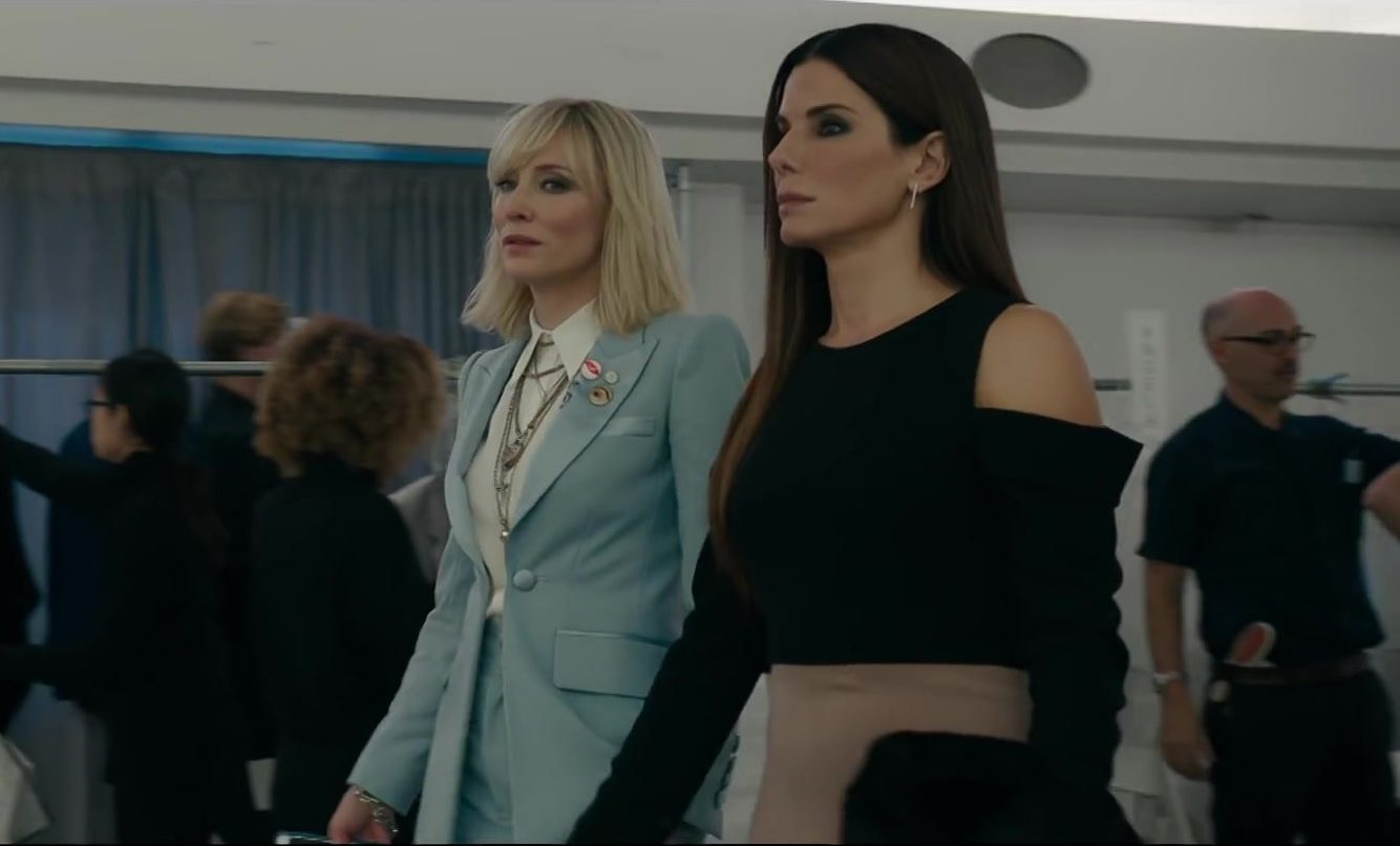 First 'Ocean's 8 Trailer Teaser + Contest Infos