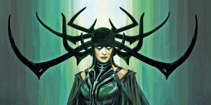Thor: Ragnarok – The Official Movie Special Scans + Concept Art Update