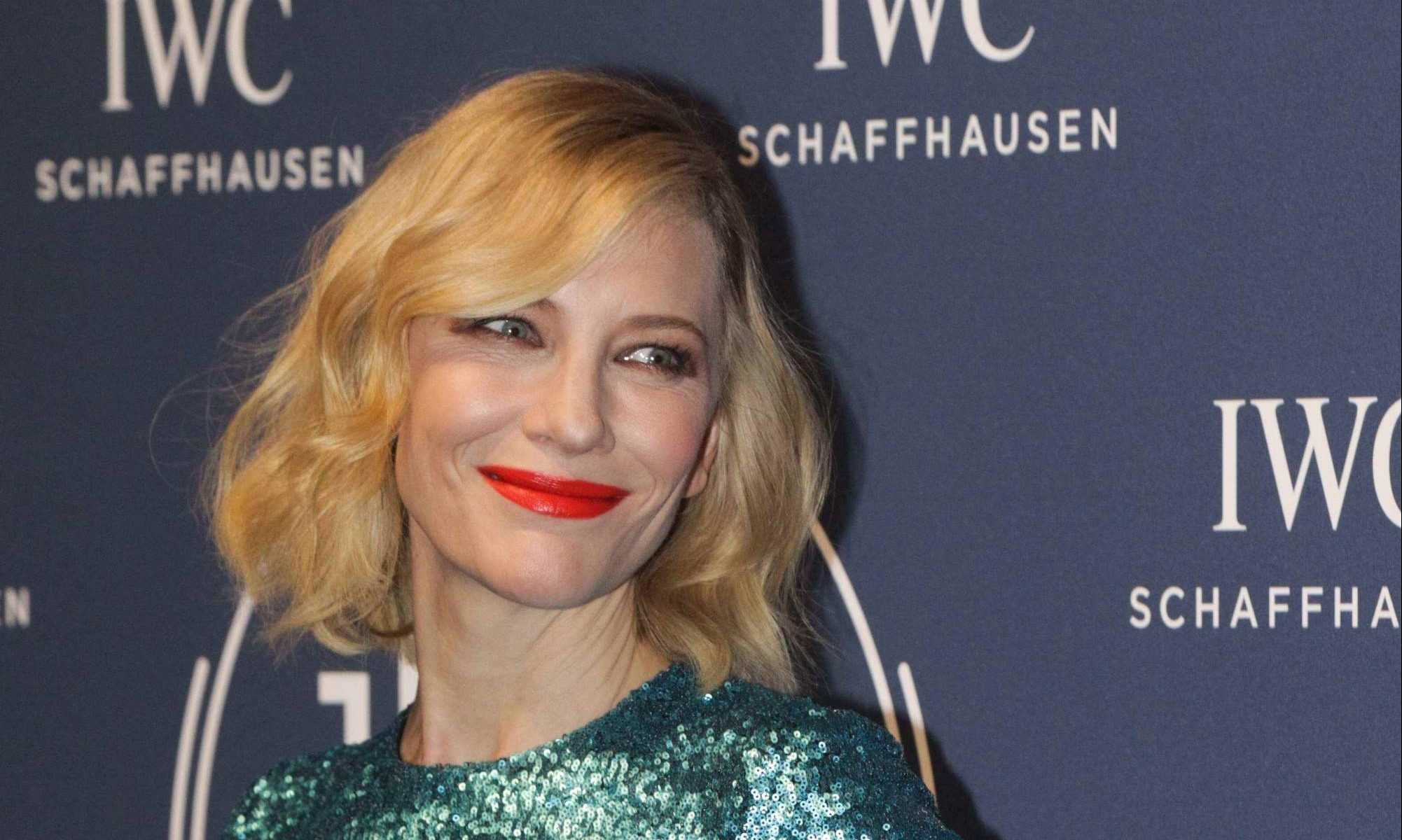 Cate Blanchett at the IWC Schaffhausen 150th Anniversary Gala – Additional Photos