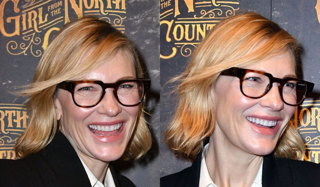 Cate Blanchett at the opening night of Girl from the North Country on the West End – Additional Photos