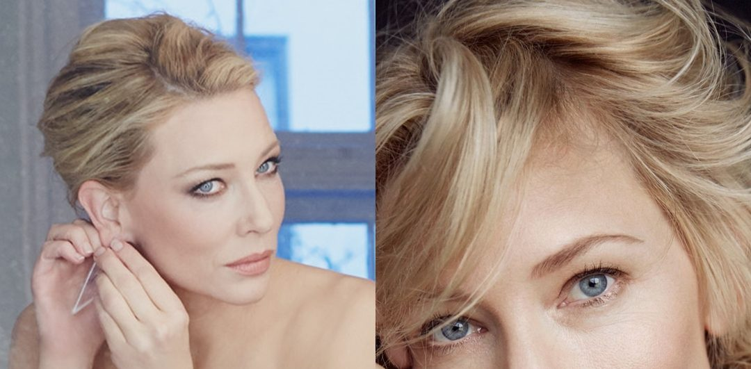 New Interviews with Cate Blanchett for Elle Italia and Allure US magazines