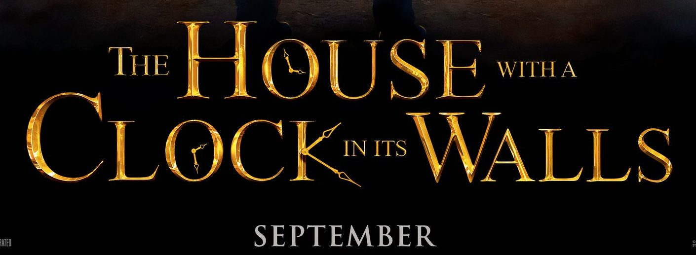 The House with a Clock in Its Walls poster + infos