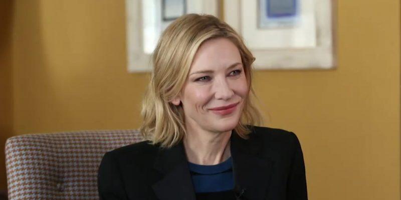 Cate Blanchett on Rohingya refugees – Interviews III