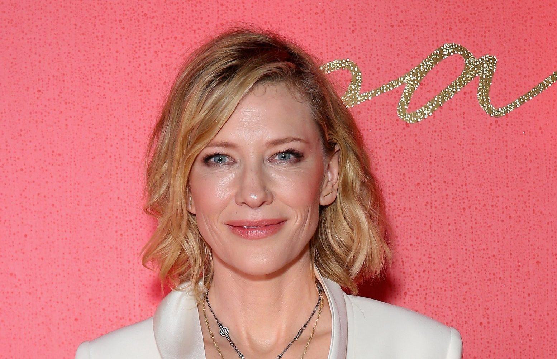 Cate Blanchett – Sì Passione launch in Sydney