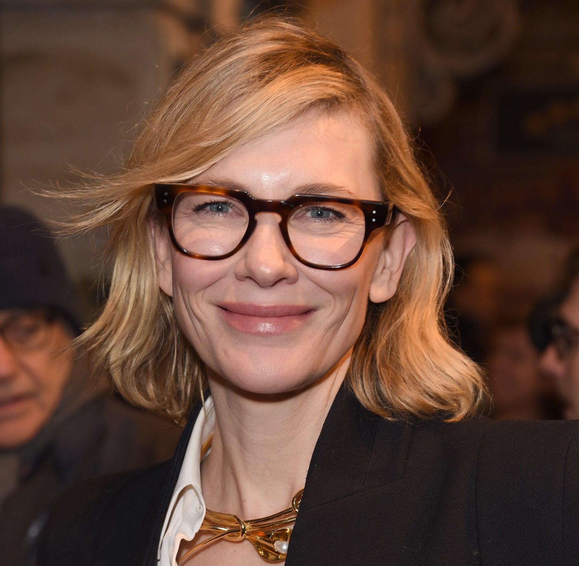 Cate Blanchett talks to The Londoner/The Evening Standard