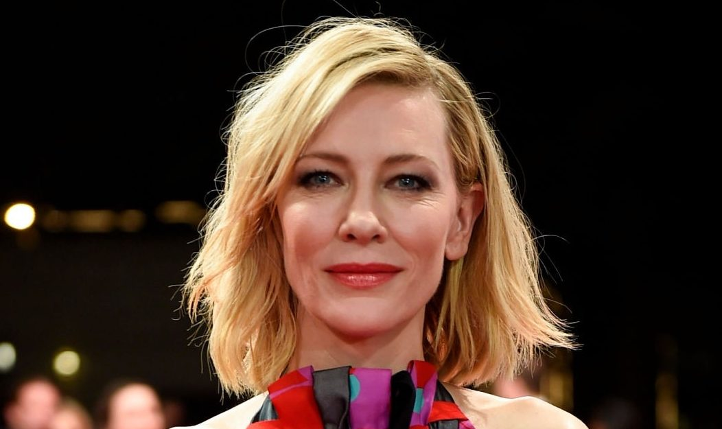 New interview with Cate Blanchett for DH.be