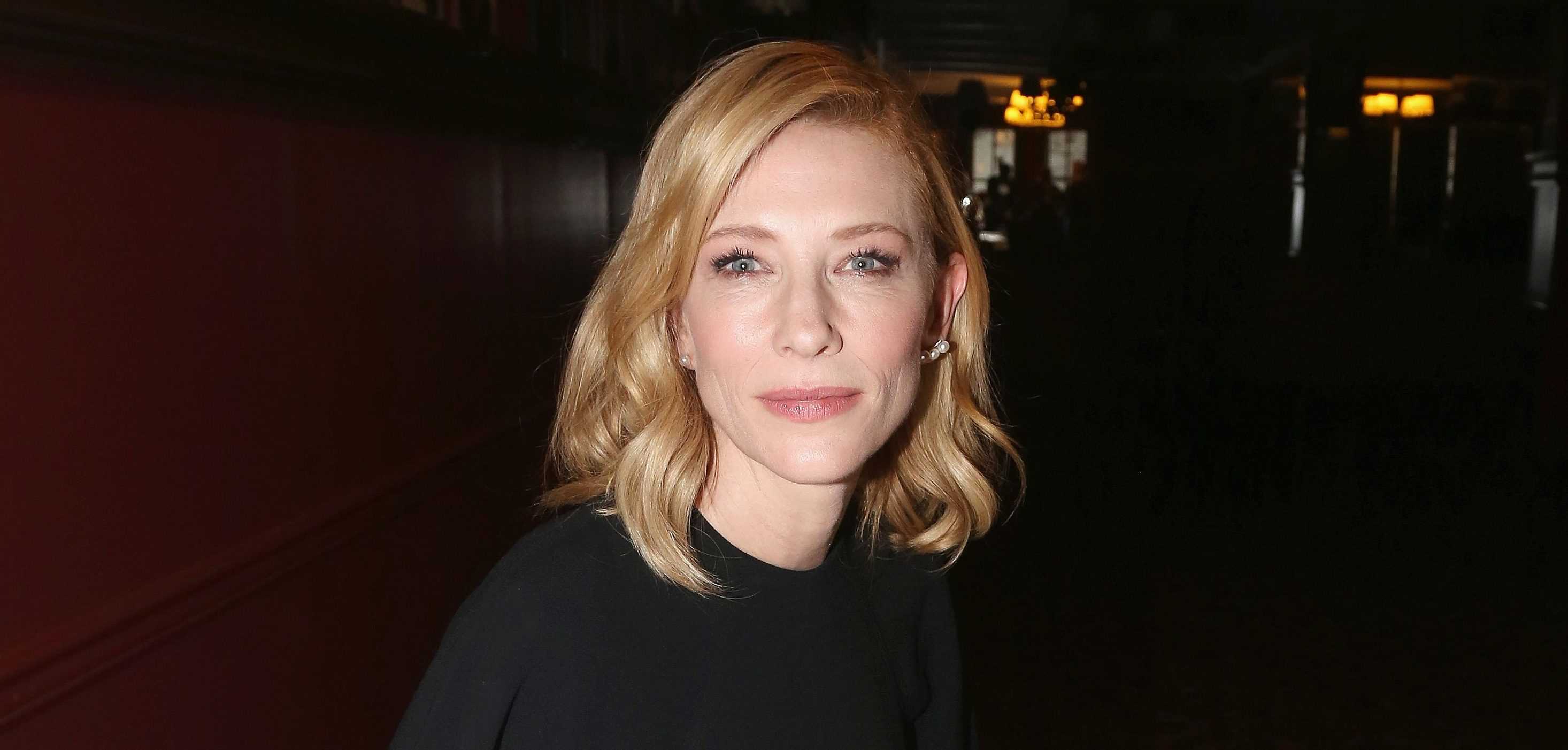 "Cate Blanchett has reportedly dropped out of ""All About Eve"""