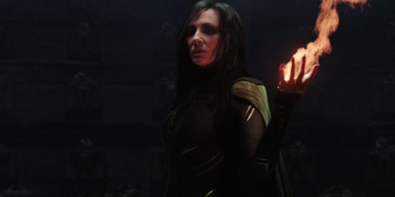 Thor: Ragnarok – Blu-Ray caps and special contents