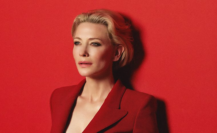 Cate Blanchett on Elle Norway – Interview