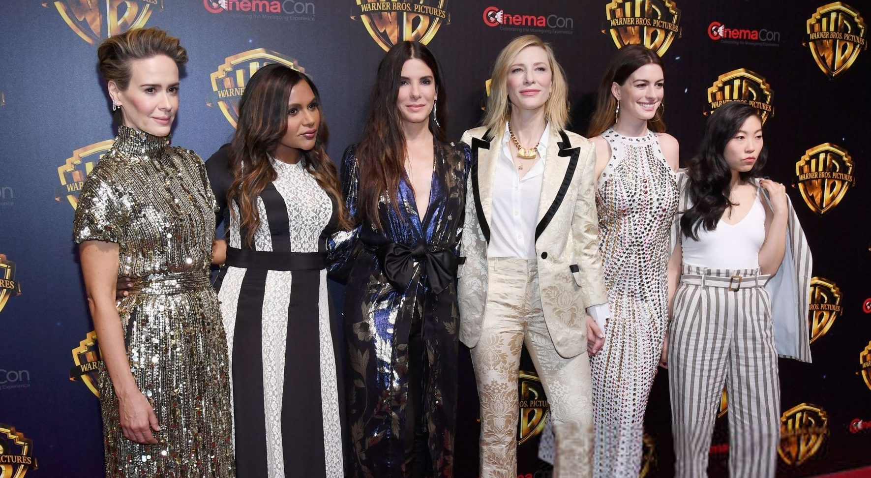 """CinemaCon 2018 """"Warner Bros. Pictures Invites You to ?The Big Picture?"""" Presentation"""