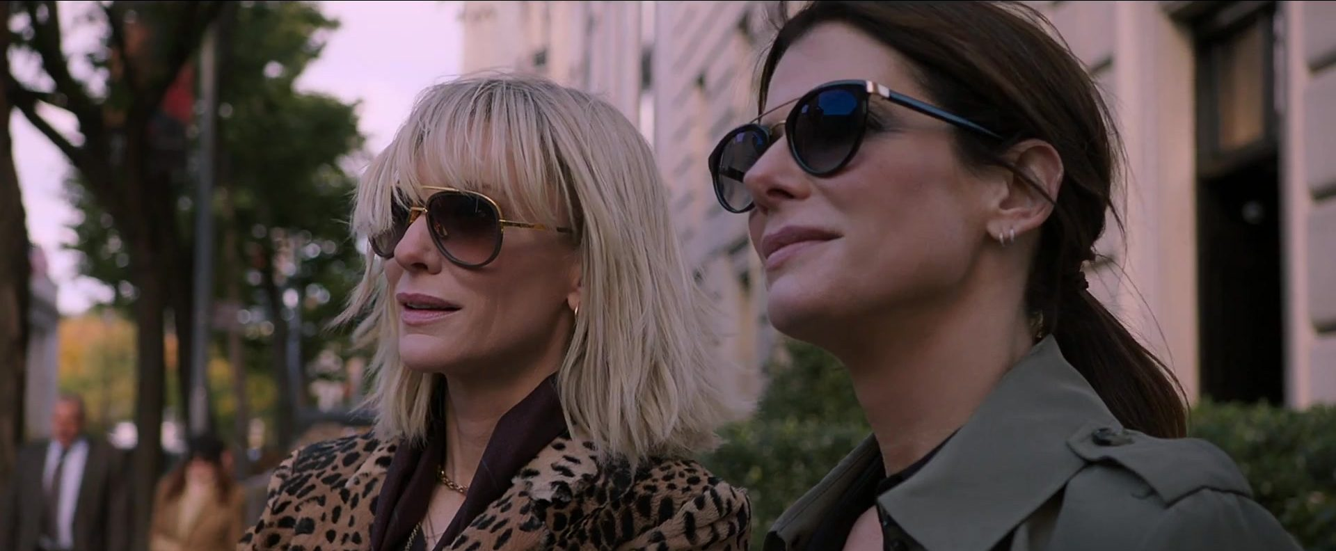 New trailer for Ocean's 8 starring Sandra Bullock and Cate Blanchett