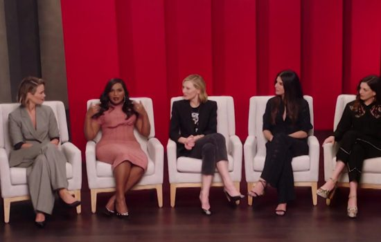 Ocean's 8 New Interviews