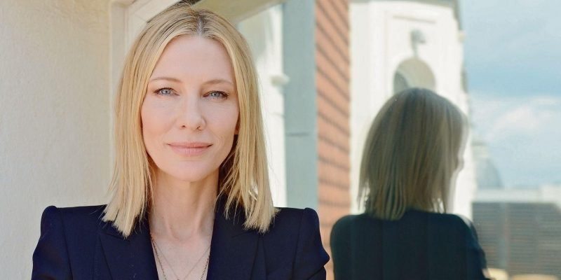 Cate Blanchett for Le Figaro + additional magazines scans