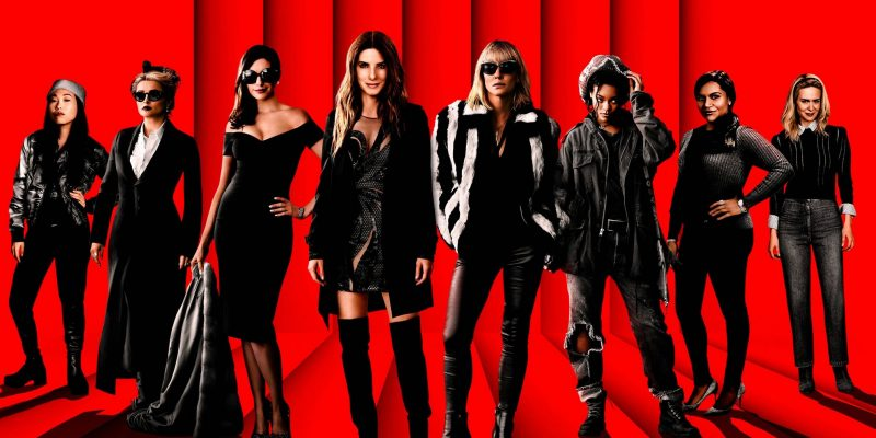 New Ocean's 8 Promo + Press Conference and New York City Screening videos.