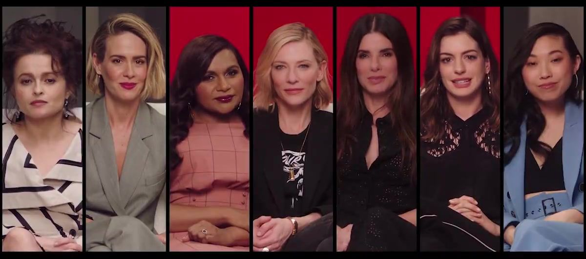 Ocean's 8 – New promotional video
