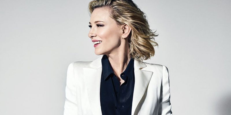 Cate Blanchett for Variety – Photoshoot, video and interview