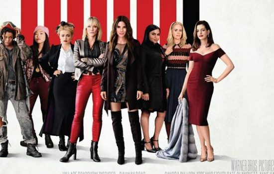 Ocean's 8: New still, poster + contest to win the NY premiere