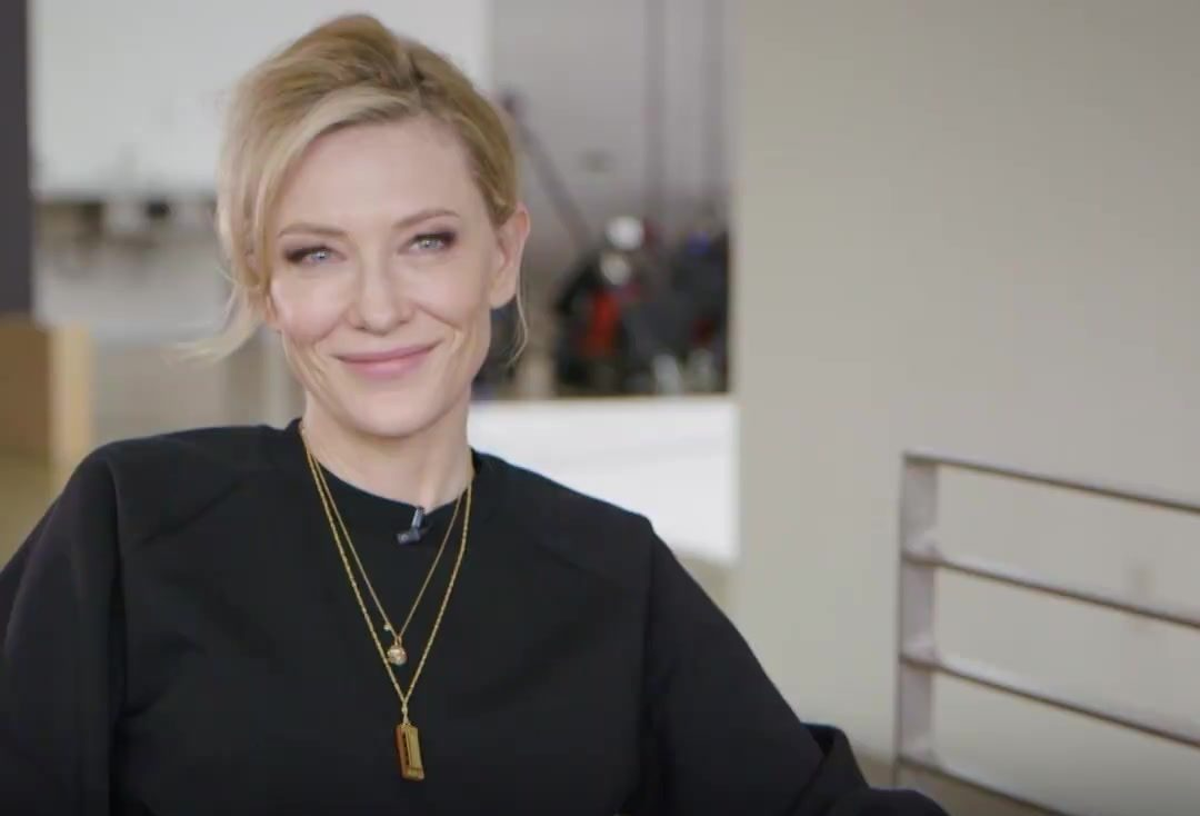 Cate Blanchett for Variety – Video + BTS Still