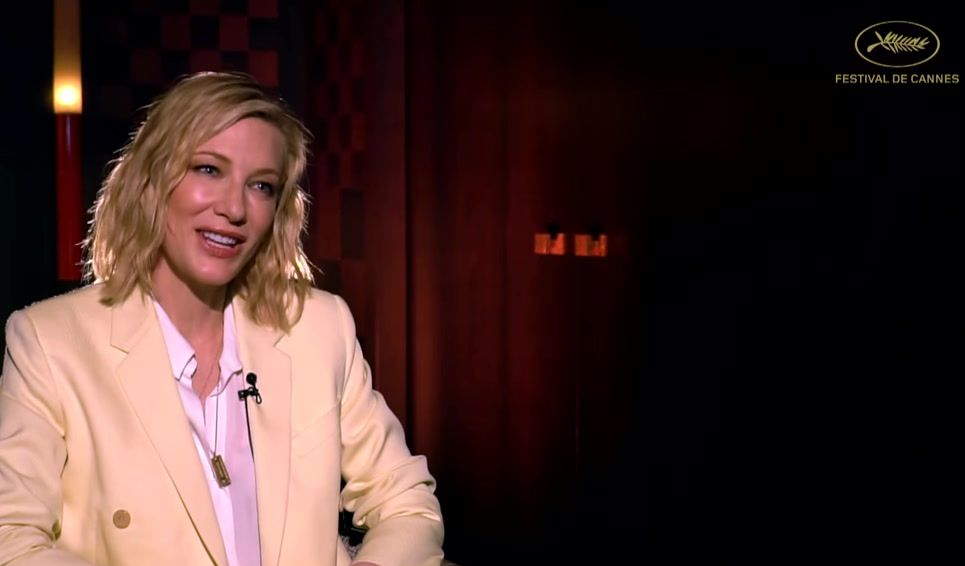 Cannes Film Festival – New interview