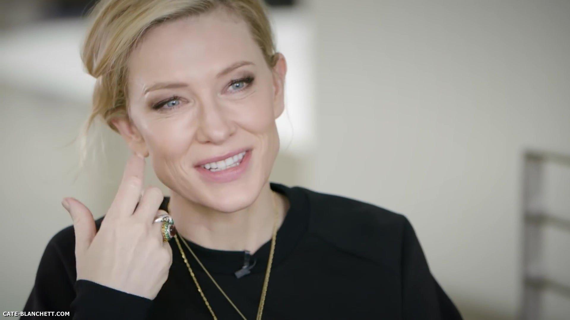 Cate Blanchett on her 'Ocean's 8' character