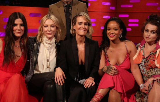 The Graham Norton Show – Stills and Video