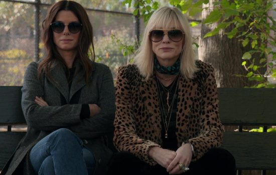 More Ocean's 8 Promotion – Upcoming TV appearances+ New Clip
