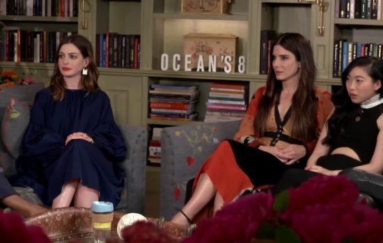 Ocean's 8 – Interviews