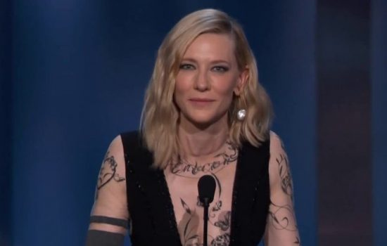 Videos – Cate Blanchett's speech at George Clooney's AFI Life Achievement Award+ Ocean's 8 interviews