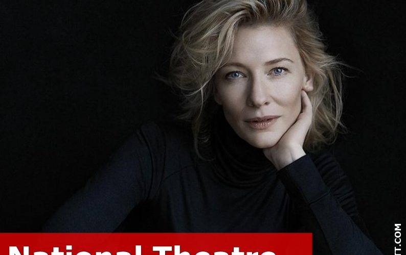 Cate Blanchett to debut at National Theatre in new Martin Crimp play in January 2019
