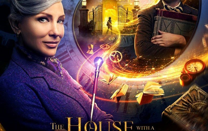 New Trailer and Poster for The House with a Clock in Its Walls