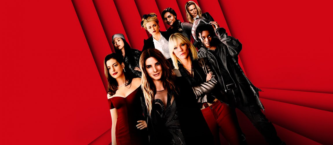 Ocean's 8 – Digital, DVD and Blu-Ray release date + Interviews + Promos