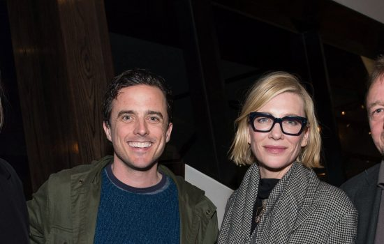Cate Blanchett attended the opening night of A Doll's House, Part 2