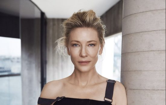 Confirmed | Cate Blanchett will attend the 75th Venice International Film Festival