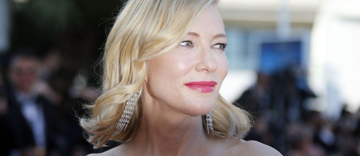 New Cate Blanchett Interview