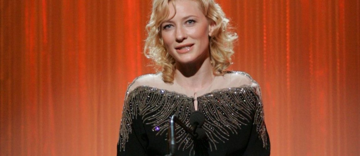 Cate Blanchett to Receive BAFTA's Stanley Kubrick Britannia Award