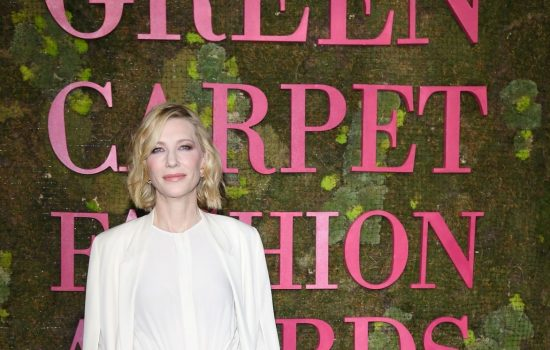 Green Carpet Fashion Awards – First Look