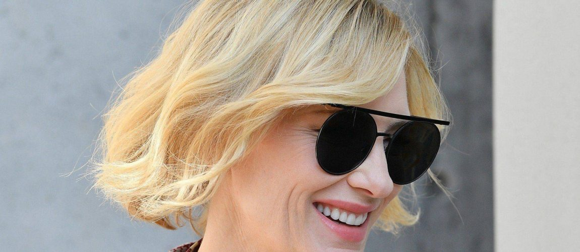 Cate Blanchett to present at the Green Carpet Fashion Awards 2018 in Milan