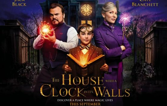 New Date | US Premiere of The House With A Clock In Its Walls