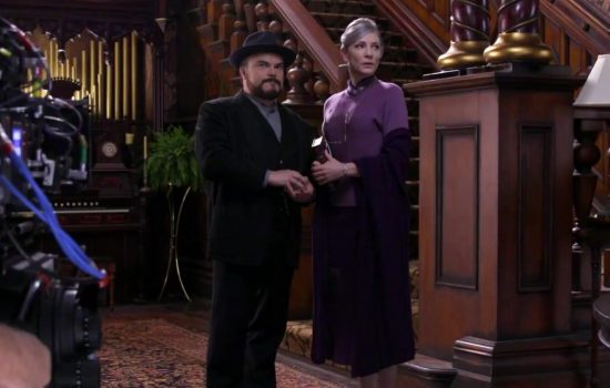 """""""The House With A Clock In Its Walls"""" – Behind The Scenes clips + Interviews"""