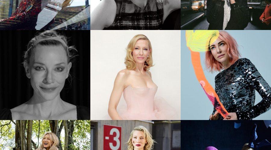 W Magazine October 2018 – The Female Gaze: Guest Editor Cate Blanchett