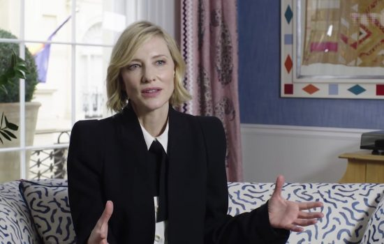Cate Blanchett featured in TateShots Why Study Art?