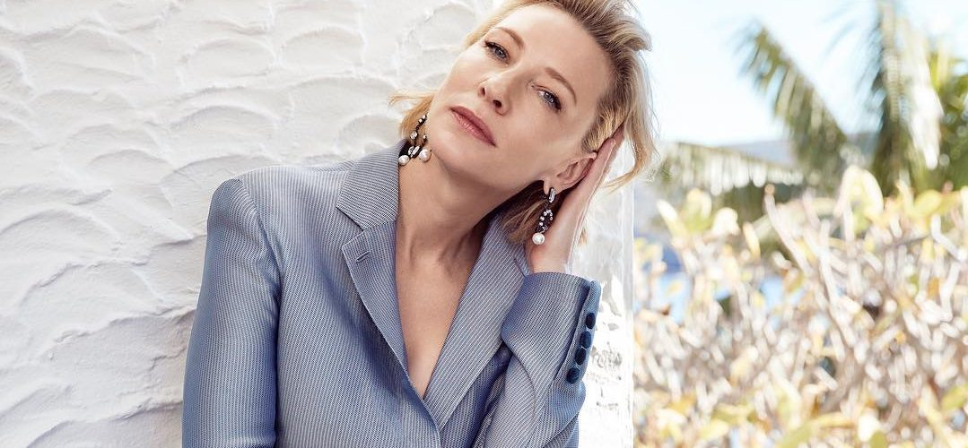 Cate Blanchett on Elle China 30th Anniversary november issue