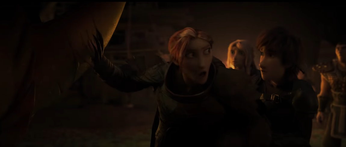 New trailer for How To Train Your Dragon 3: The Hidden World