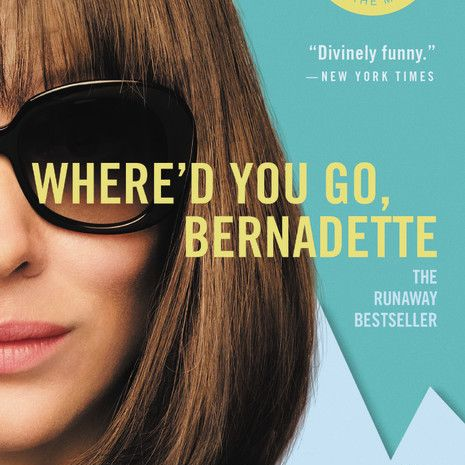 Where'd You Go Bernadette – First Promotional Image