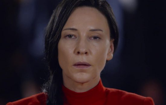 "First Look: Cate Blanchett as Izabella Barta in ""Documentary Now!"""