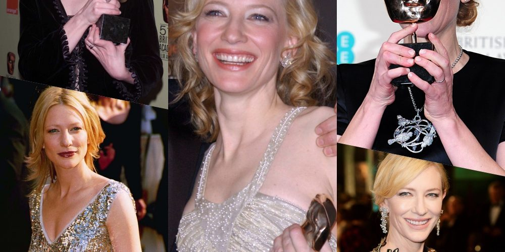 Cate Blanchett announced as presenter at the Bafta Awards