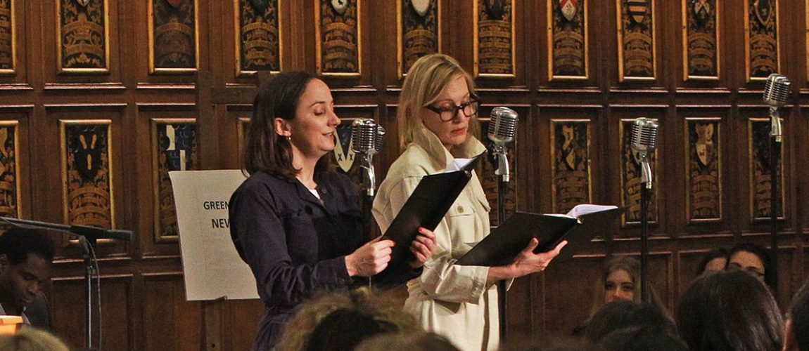 Land of the Free – Public Reading at Middle Temple Hall