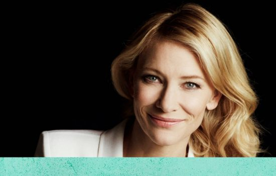 Cate Blanchett to be a guest on #BooksToLiveBy – a BBC Sounds podcast