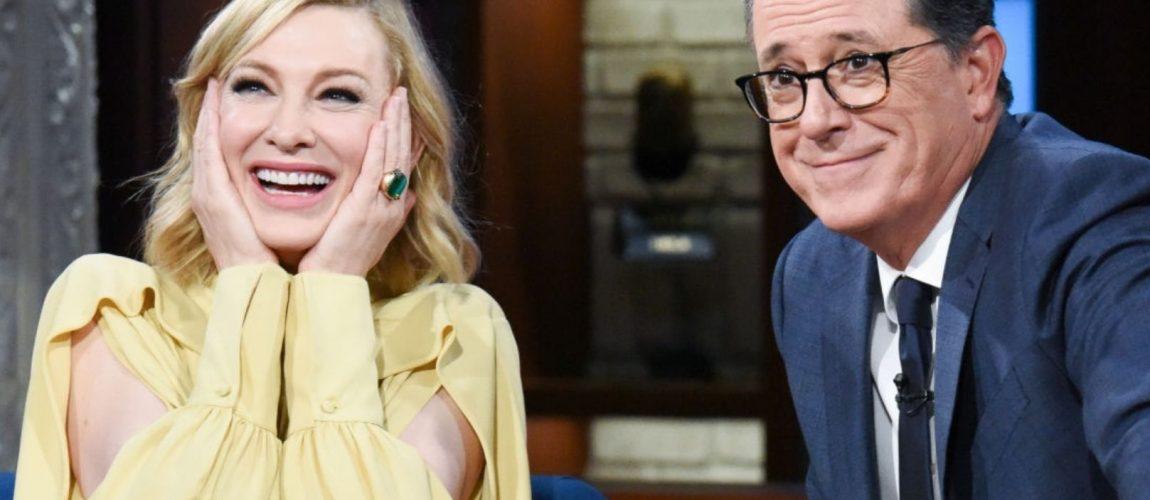 Where'd You Go Bernadette – Talk Shows and Press Junket Interviews