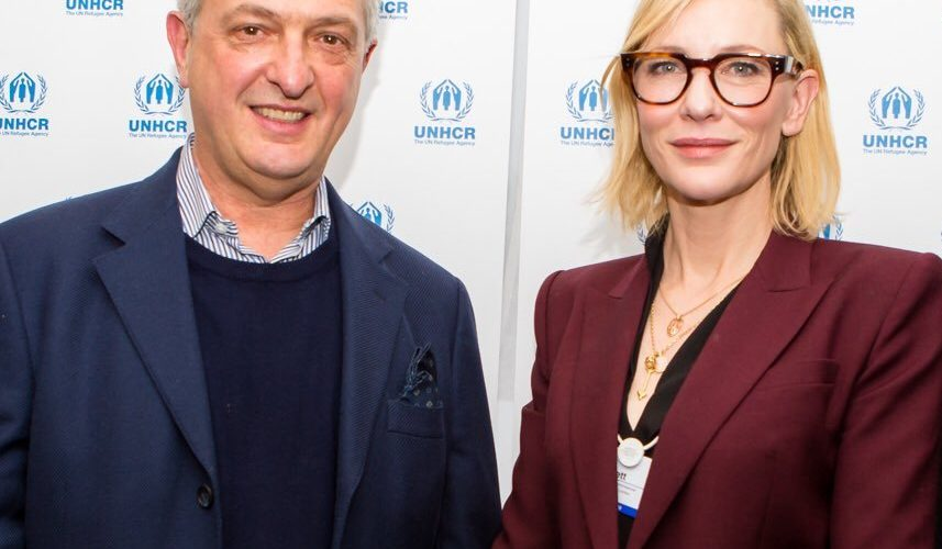 UNHCR – Cate Blanchett to speak at the Special Press Conference on Statelessness